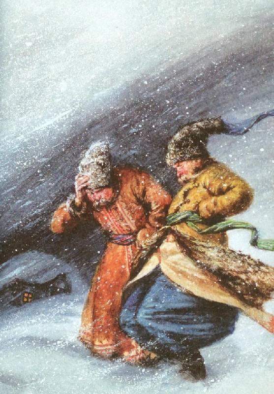Иллюстрация 74 из 94 для Вечера на хуторе близ Диканьки - Николай Гоголь   Лабиринт - книги. Источник: Zhanna