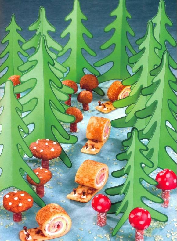 Иллюстрация 8 из 28 для Фантазийные украшения для праздничного стола - Вольфганг Рис | Лабиринт - книги. Источник: Joker