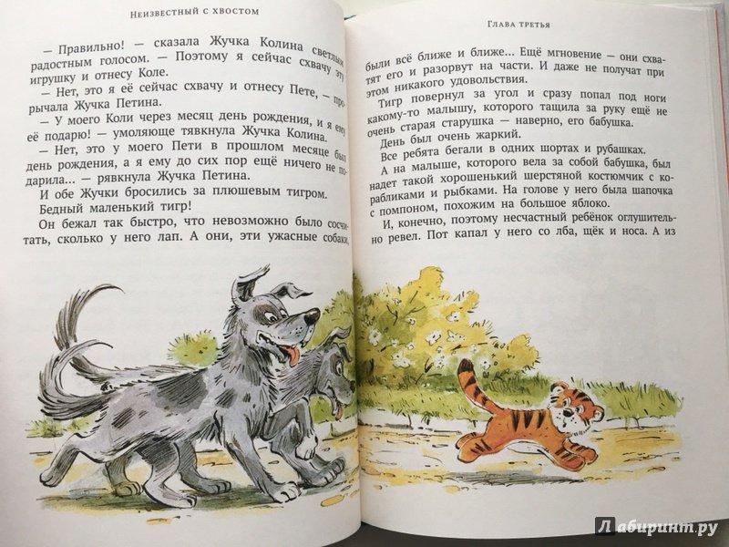 Иллюстрация 31 из 38 для Неизвестный с хвостом - Софья Прокофьева   Лабиринт - книги. Источник: Квасова  Екатерина