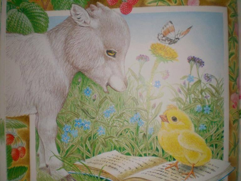 Иллюстрация 30 из 52 для В подарок малышу: Непонятливый львенок - Михаил Пляцковский   Лабиринт - книги. Источник: Ирина