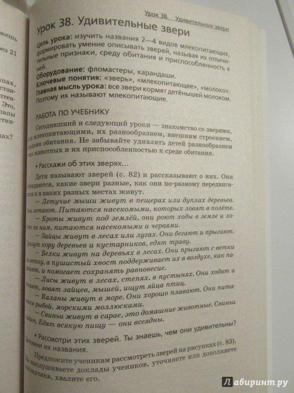 Иллюстрация 13 из 14 для Окружающий мир. 1 класс. Методическое пособие - Гин, Андржеевская   Лабиринт - книги. Источник: Novichok