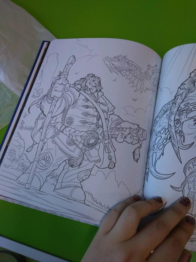 Иллюстрация 28 из 55 для World of Warcraft. Книга для ...