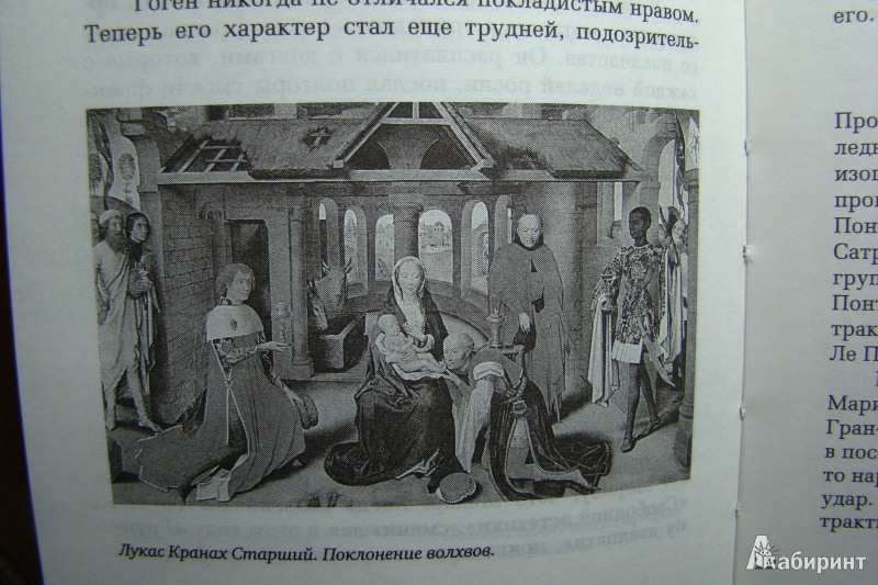 Иллюстрация 15 из 27 для Жизнь Гогена - Анри Перрюшо | Лабиринт - книги. Источник: Яга