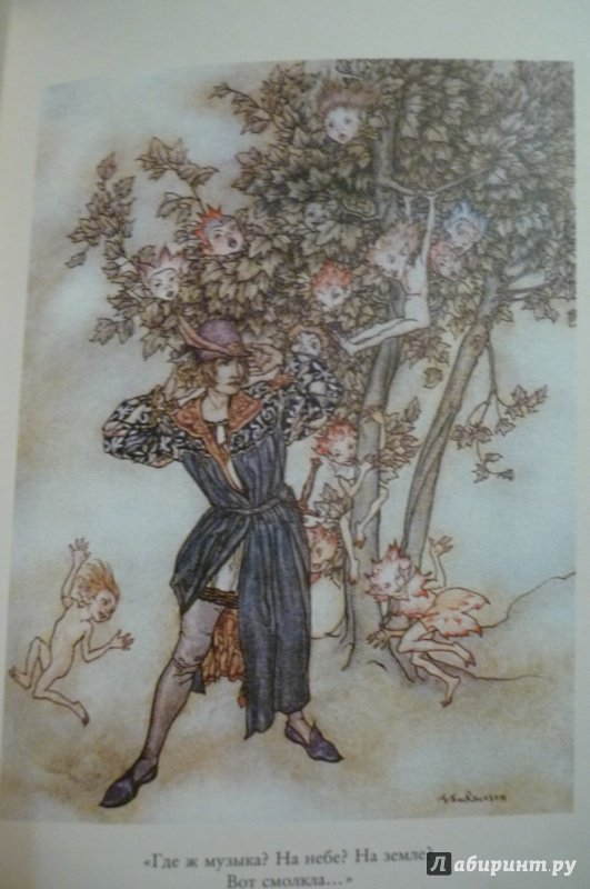 Иллюстрация 21 из 72 для Буря - Уильям Шекспир   Лабиринт - книги. Источник: Алексеенко  Надежда