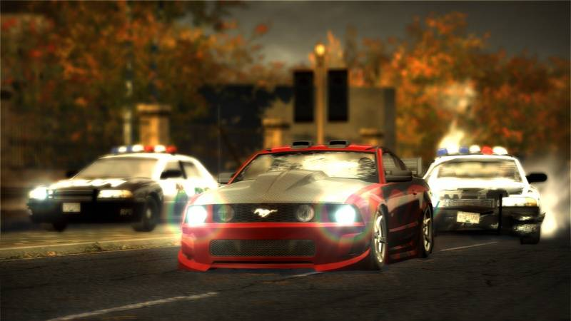 Иллюстрация 7 из 10 для Need for Speed: Most Wanted: Русская версия (DVDpc) | Лабиринт - софт. Источник: Юлия7