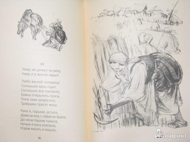 Иллюстрация 47 из 51 для Мороз, Красный нос - Николай Некрасов | Лабиринт - книги. Источник: Nemertona