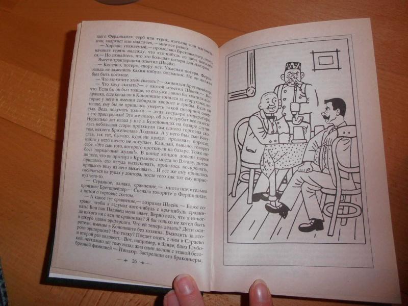 Иллюстрация 5 из 14 для Похождение бравого солдата Швейка - Ярослав Гашек | Лабиринт - книги. Источник: Гусева  Анна Сергеевна