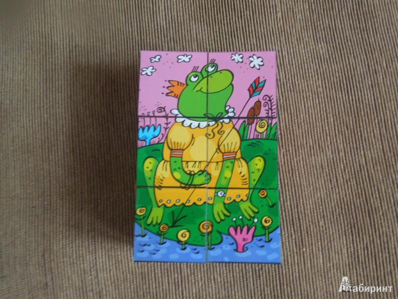 Иллюстрация 6 из 13 для Кубики для самых маленьких Baby Step, 6 штук, в ассортименте (87132) | Лабиринт - игрушки. Источник: ealaz