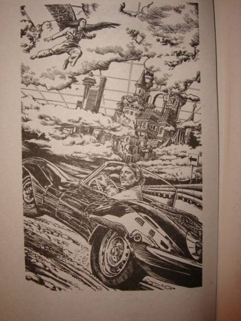 Иллюстрация 5 из 5 для Охотник на санги - Елена Жаринова   Лабиринт - книги. Источник: Ева090186