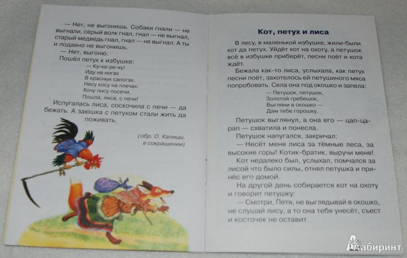 Иллюстрация 16 из 22 для Лисичка-сестричка   Лабиринт - книги. Источник: Книжный кот
