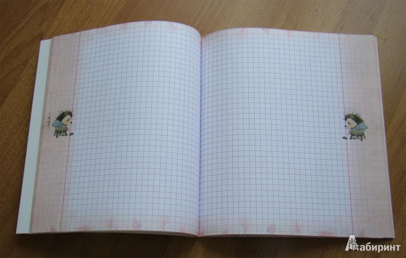 Иллюстрация 2 из 13 для Надежно и без зубрежки. Ежедневная тетрадь. 48 листов. Клетка | Лабиринт - канцтовы. Источник: mif