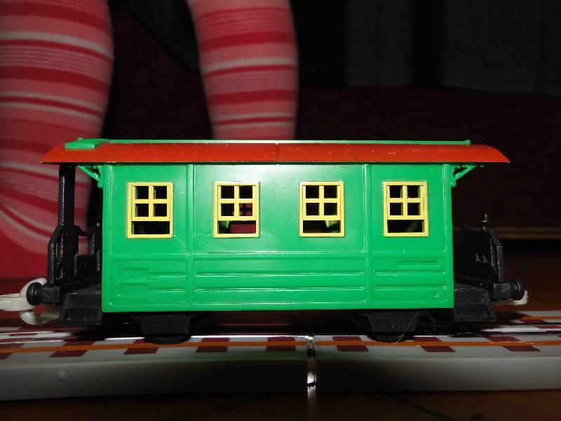 """Иллюстрация 8 из 13 для Железная дорога """"Классический поезд"""" (101)   Лабиринт - игрушки. Источник: Сончик-пончик"""