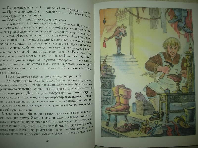 Иллюстрация 22 из 35 для Сказки - Вильгельм Гауф   Лабиринт - книги. Источник: Мартынова  Анна Владимировна