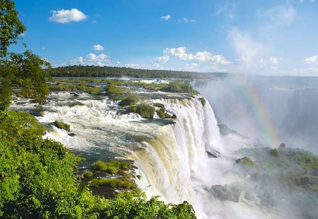 Иллюстрация 1 из 5 для Puzzle-500. Водопад, Аргентина (В-51380) | Лабиринт - игрушки. Источник: Губяткин  Павел Владимирович
