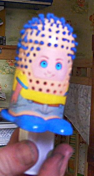 """Иллюстрация 1 из 3 для Набор для творчества """"Парикмахер"""" (11121)   Лабиринт - игрушки. Источник: angelan"""