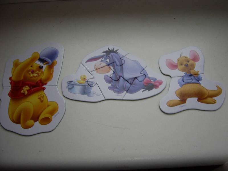 """Иллюстрация 14 из 26 для Form Puzzle """"Медвежонок Винни"""" (92201)   Лабиринт - игрушки. Источник: Лилианна"""
