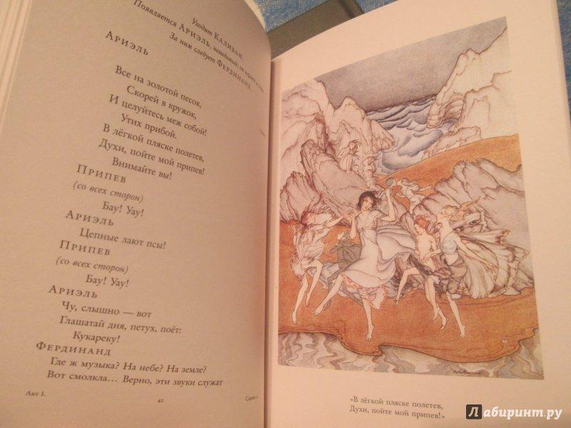 Иллюстрация 42 из 72 для Буря - Уильям Шекспир | Лабиринт - книги. Источник: NiNon