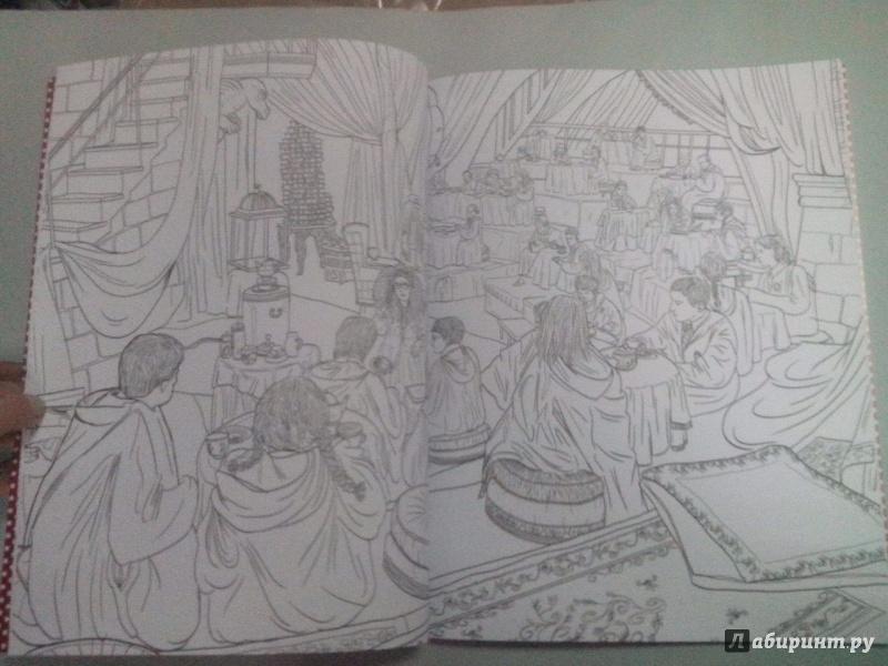 Иллюстрация 16 из 60 для Гарри Поттер. Волшебники и где их ...