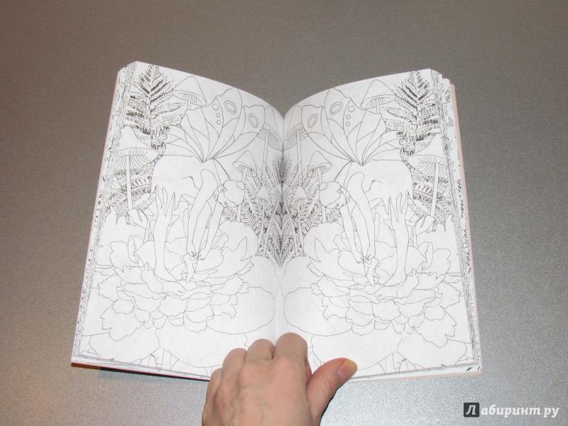 Иллюстрация 31 из 60 для Лесные феи. Мини-раскраска ...