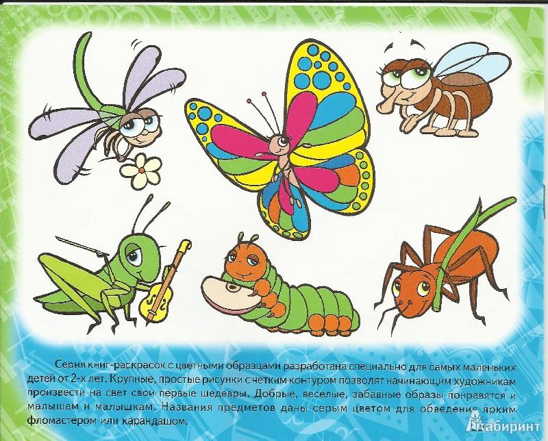 каждом сказка про насекомых с иллюстрациями сократить
