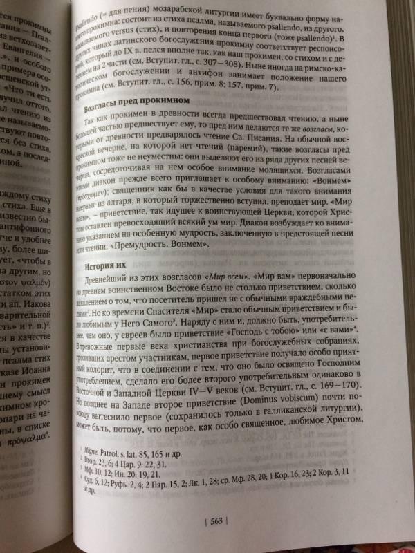 Иллюстрация 40 из 50 для Толковый Типикон. Объяснительное изложение Типикона с историческим введением | Лабиринт - книги. Источник: Светлана