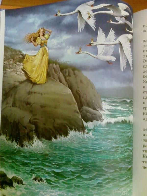 Иллюстрация 22 из 39 для Любимые волшебные сказки   Лабиринт - книги. Источник: lettrice