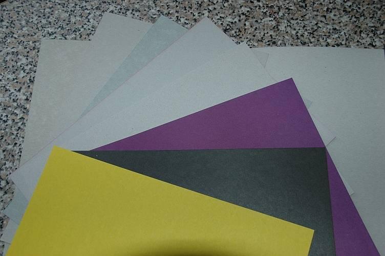 Иллюстрация 8 из 11 для Цветной картон А4, 8 листов, 8 цветов (ЦК2851) | Лабиринт - канцтовы. Источник: Jen