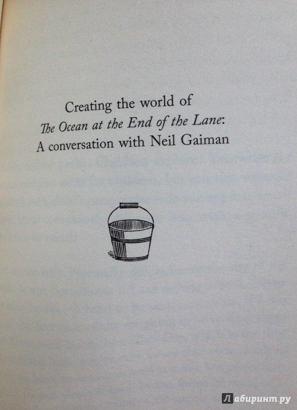 Иллюстрация 11 из 23 для Ocean at the End of the Lane - Neil Gaiman | Лабиринт - книги. Источник: Лабиринт