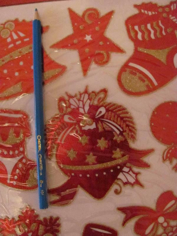 Иллюстрация 4 из 8 для Украшение новогоднее оконное (22273)   Лабиринт - сувениры. Источник: SaDacO