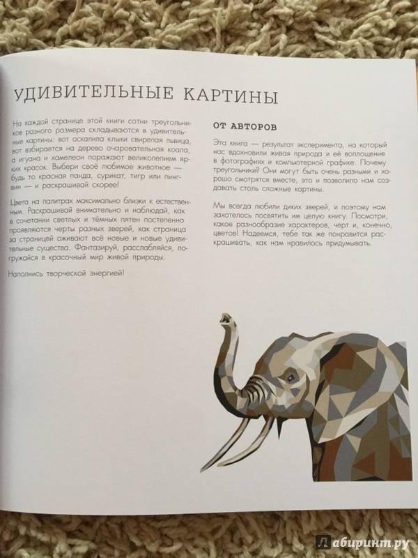 Иллюстрация 6 из 17 для Дикая раскраска | Лабиринт - книги. Источник: Надеждина  Надежда