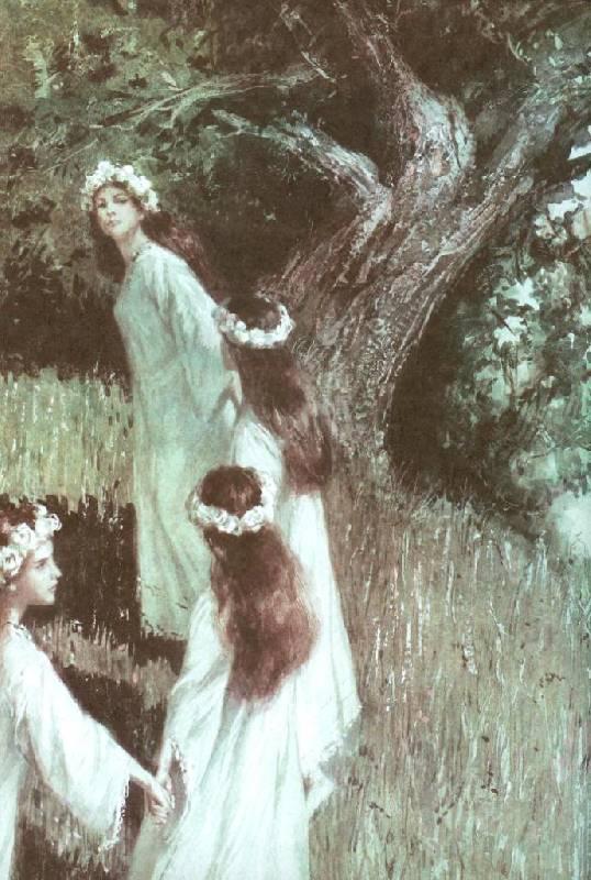 Иллюстрация 69 из 94 для Вечера на хуторе близ Диканьки - Николай Гоголь | Лабиринт - книги. Источник: Zhanna