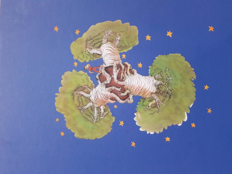 Иллюстрация 59 из 90 для Маленький принц - Антуан Сент-Экзюпери | Лабиринт - книги. Источник: Грехова Анна