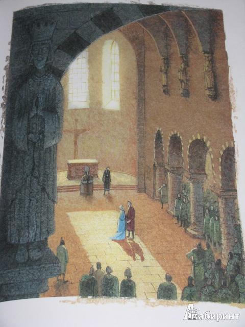 Иллюстрация 26 из 40 для Баллады о Робин Гуде | Лабиринт - книги. Источник: Nemertona