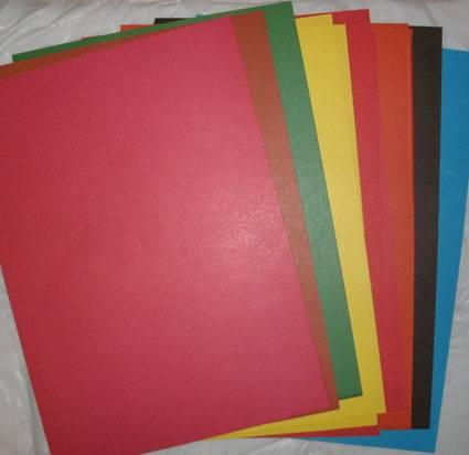 Иллюстрация 1 из 4 для Бумага цветная (8 цветов, 16 листов) (FKIN-6416-VM) | Лабиринт - канцтовы. Источник: Ёжик