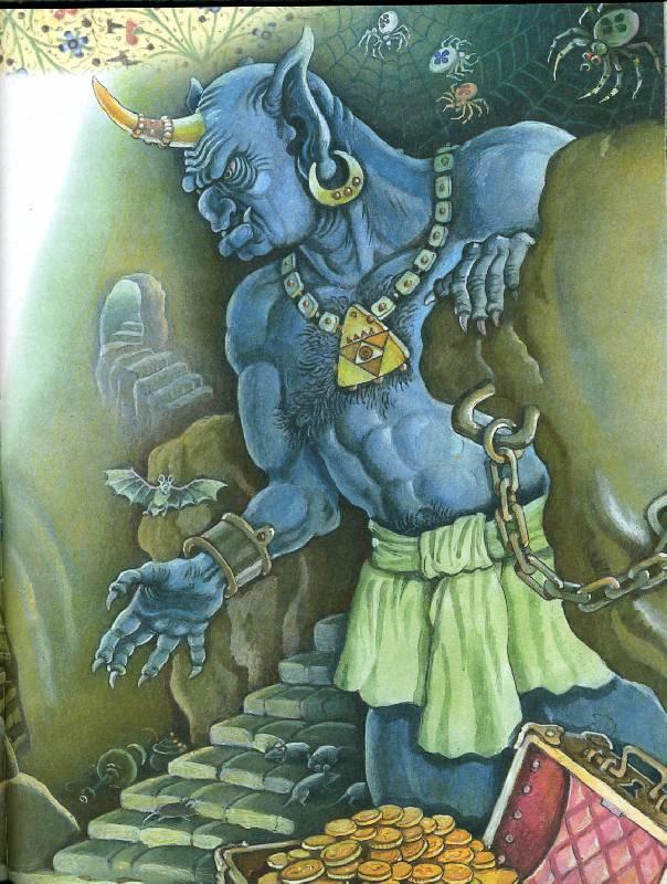 Иллюстрация 7 из 33 для Красавица и чудовище: Сказки народов мира   Лабиринт - книги. Источник: РИВА