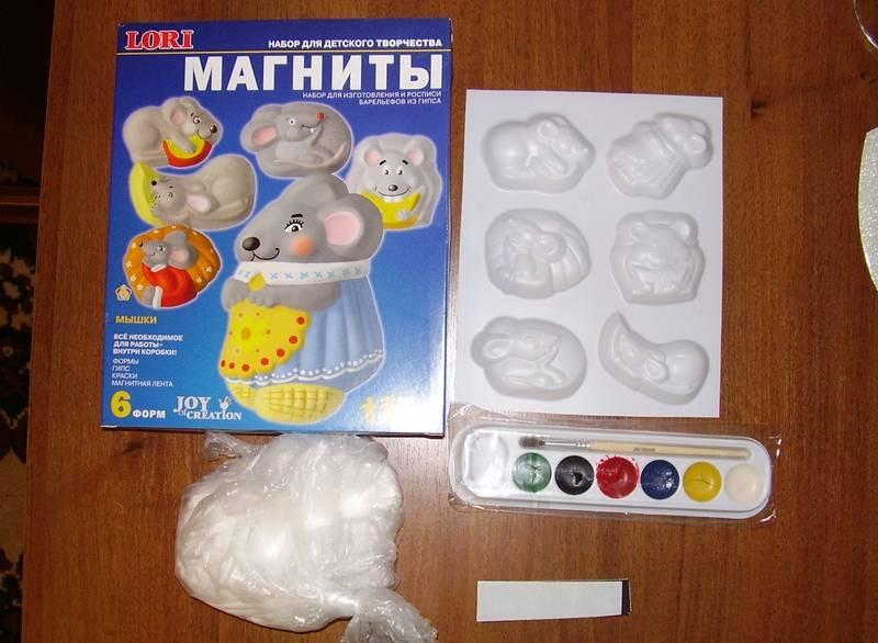 Иллюстрация 1 из 4 для Магниты: Мышки (М018) | Лабиринт - игрушки. Источник: Инна