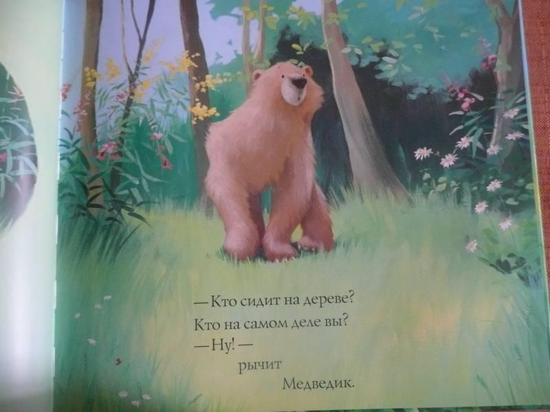 Иллюстрация 9 из 33 для Новый друг Медведика - Уилсон, Чапмен | Лабиринт - книги. Источник: КалинаМалина