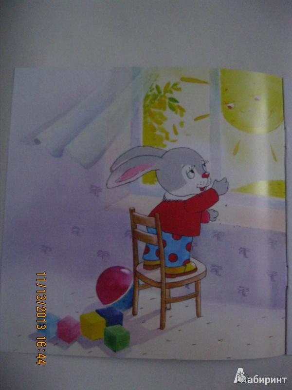 Иллюстрация 4 из 10 для Зайка потерялся - Сергей Савушкин | Лабиринт - книги. Источник: Мубаракшина  Татьяна