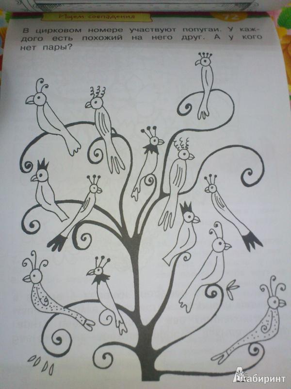 Иллюстрация 7 из 13 для Весёлый цирк. Игры с картинками. 4-6 лет - Екатерина Румянцева | Лабиринт - книги. Источник: Еrin