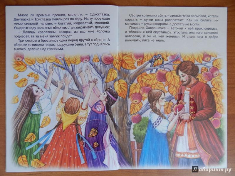 Иллюстрация 24 из 32 для Хаврошечка   Лабиринт - книги. Источник: Мелкова  Оксана
