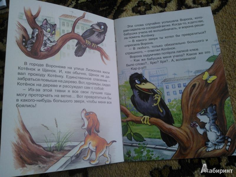 Иллюстрация 3 из 36 для Котенок с улицы Лизюкова - Виталий ...