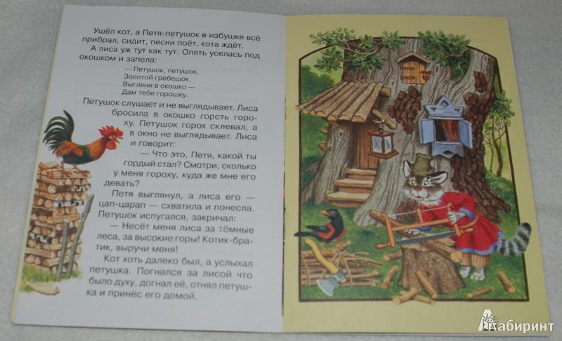 Иллюстрация 17 из 22 для Лисичка-сестричка | Лабиринт - книги. Источник: Книжный кот