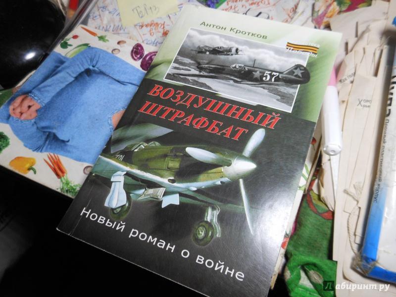 Иллюстрация 1 из 4 для Воздушный штрафбат - Антон Кротков | Лабиринт - книги. Источник: Савина  Евгения