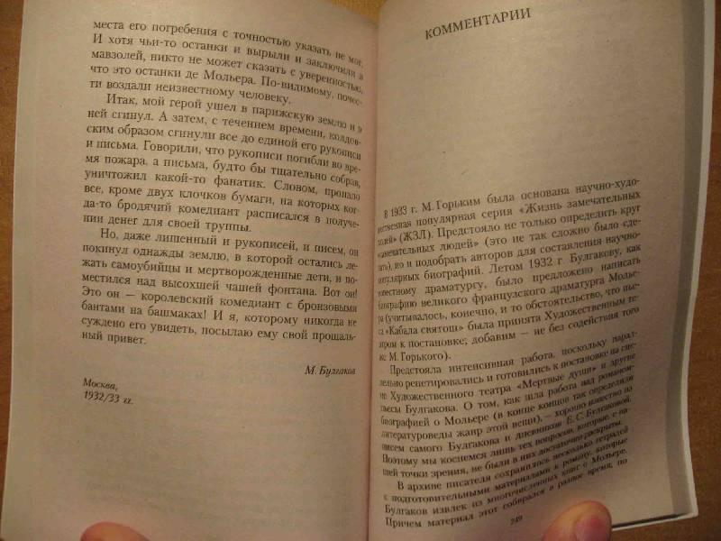 Иллюстрация 5 из 5 для Жизнь господина де Мольера - Михаил Булгаков | Лабиринт - книги. Источник: Сын своего времени