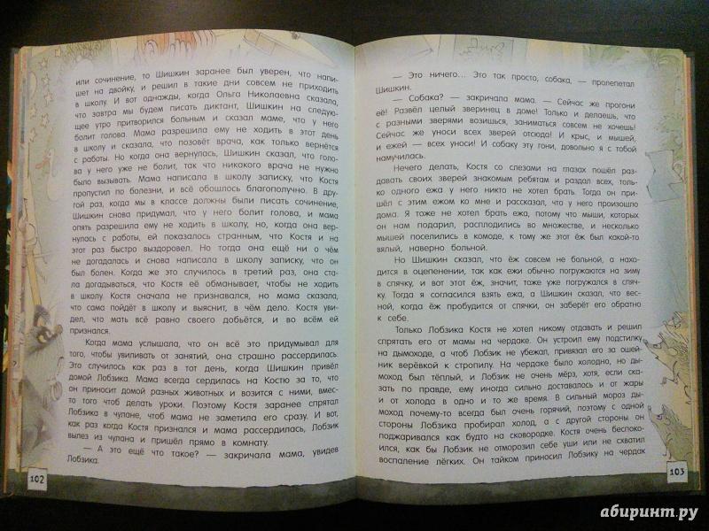 Иллюстрация 30 из 36 для Открой книгу! Витя Малеев в школе и дома - Николай Носов | Лабиринт - книги. Источник: юла