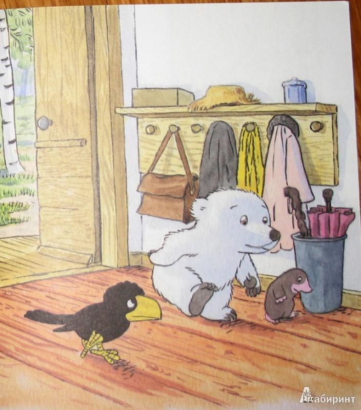 Иллюстрация 3 из 21 для Снежок хочет стать президентом - Девернуа, Стеэр | Лабиринт - книги. Источник: СветланаС