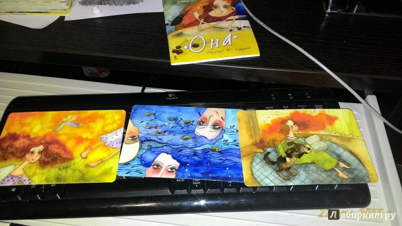 """Иллюстрация 16 из 81 для Метафорические ассоциативные карты """"Она"""" - Камилла Крюгер   Лабиринт - книги. Источник: Марина"""