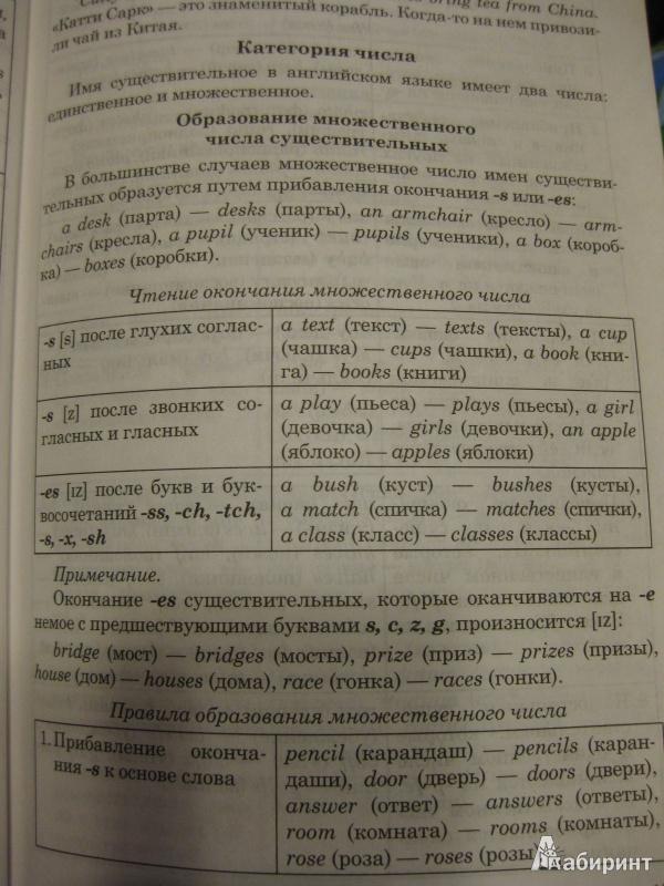 Иллюстрация 17 из 27 для Английский язык в схемах и таблицах - Елена Карпенко   Лабиринт - книги. Источник: White lady