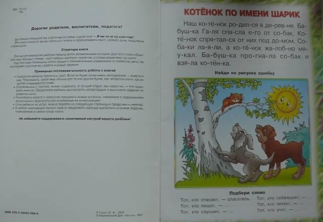Иллюстрация 1 из 4 для Котенок по имени Шарик - Юрий Гурин | Лабиринт - книги. Источник: personok