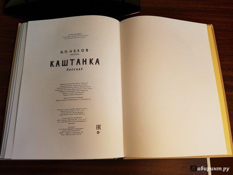 Иллюстрация 23 из 25 для Каштанка - Антон Чехов   Лабиринт - книги. Источник: Алексей Гапеев